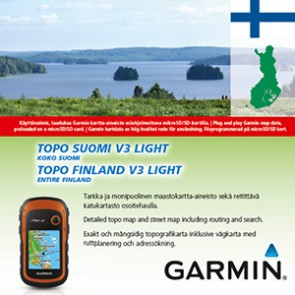 Garmin Topo Light Finland